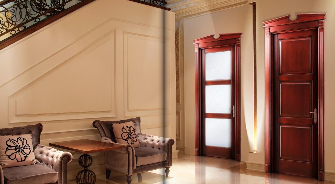 Какие двери поставить в ванной комнате и туалете
